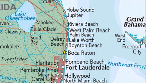 Boca Raton (/boʊkə rətoʊn/) is a city in Palm Beach County, Florida, USA, incorporated in May In the census, the city had a total population of 74,; the population recorded by the U.S. Census Bureau was 86,